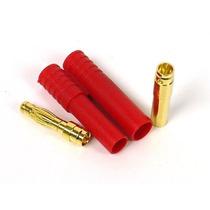 Conector Hxt 4mm Para Baterias Automodelos Carregador
