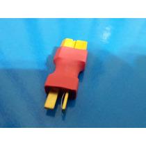 Conector Plug Adaptador Xt 60 Fêmea Para Dean T Macho