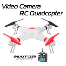 Drone Wltoys Galaxy V353 2.4ghz 4ch C/ Câmera Hd 720p Rtf