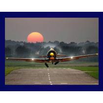 Aeromodelo - Luzes De Navegação