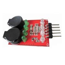 Alarme Buzzer Para Baterias De Lipo De 2 A 4 Células