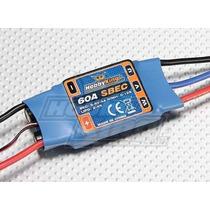 Esc Hobby King 60a Bec 5.5v Bec 4a Speed Control