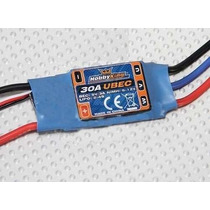 Speed Control (esc) 30a Bec 3a Brushless
