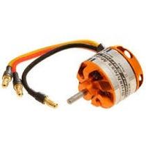 Motor Turnigy D2826-6 2200kv Outrunner C/ Spinner E Montante