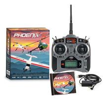 Simulador Phoenix Rc Pro V5.0 E Spektrum Dx6i Rtm50r6630