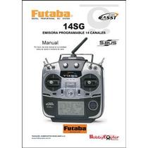 Manual Em Espanhol - Rádio Controle Futaba 14sg