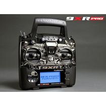 Rádio Turnigy 9xr Pro Telemetria Vibração E Voz -furia Hobby