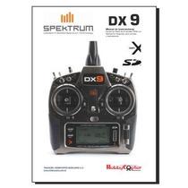 Manual Em Espanhol - Rádio Controle Spektrum Dx9