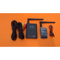 Kit Fpv Transmissor Ts832 Skyzone 600mw E Receptor 5.8 Rc12x