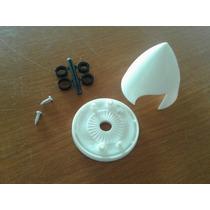 Spinner Plástica 45mm Branca