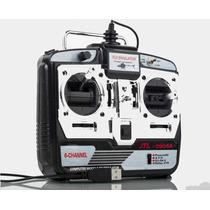Rádio Simulador De Vôo 6 Canais Usb R/c