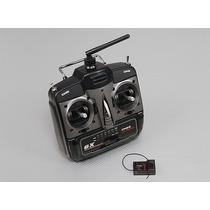 Rádio Turnigy 6x Fhss - 2.4ghz - Digital 6 Canais