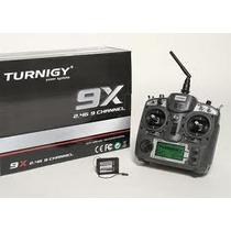 Radio Turnigy 9 Canais - 2,4gz V2