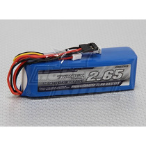 Bateria Lipo Para Radio Turnigy 2650mah 3s 1c