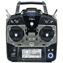 Radio Futaba 8j S-fhss 8 Canais Com Receptor