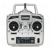 Radio Futaba 4yf 2.4ghz 4-canais Fhss Tx/rx Sport R2004gf