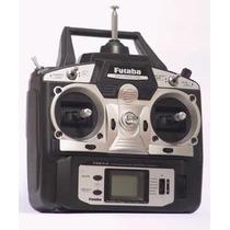 Rádio Futaba 6ex Fm - Pcm 6 Canais + Receptor + Carregador