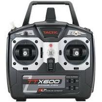 Radio 6 Canais Tactic Ttx600 C/ Rx Tr624