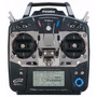 Rádio Futaba 10 J H 10jh Helicoptero Telemetria + Receptor