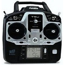 Radio Transmissor Futaba 6j 6-channel 2,4ghz Top De Linha