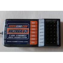 Rx Hobby King 2.4ghz Receiver 6ch V2
