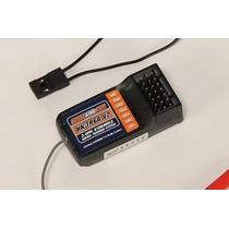 Receptor Para Rádios Hobby King - Nova Versão - Hk-tr6a V2