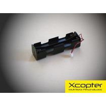 Suporte Para 8 Pilhas Aa-baterias Para Radio Turnigy 9x, Th9
