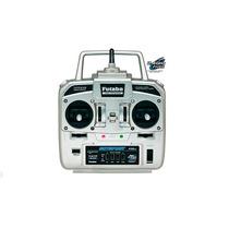 Rádio Controle Futaba 4yf 4 Canais 2.4ghz Fhss Com Rx