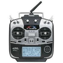 Rádio Futaba 14 Canais 14sg Com Receptor R7008sb, Novo