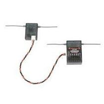Receptor Ar6200 Spektrum + Satelite + Bind Plug 6ch Jr