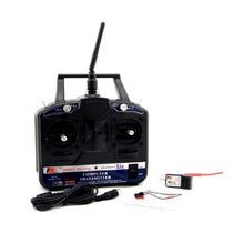 Radio Flysky 2.4ghz 6-canais Fs-ct6b Aeromodelo