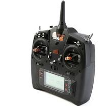 Rádio Spektrum Dx6i Black Edition 2.4ghz 6 Canais Dsmx Com R