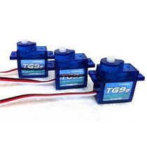 Servo Turnigy Tg9e 9g / 1.5kg / 0.10sec Eco Micro Servo