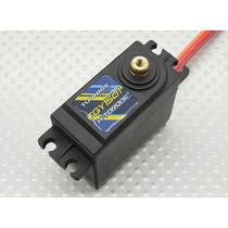 Servo Standard Turnigy Tgy-1501mg 17kg Aero Gas Glow Eletric