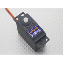 Servo Hobbyking Hk15138 Standard Analogico 4.3kg/0.17sec/38g