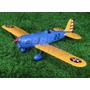 Aeromodelo Elétrico Ryan Sta Epo (azul E Amarelo)