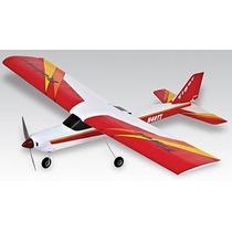Aeromodelo Treinador Completo Eletrico - Promoção De Natal