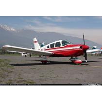 Planta Do Avião Piper Cherokee C180 Digital Pdf Envio Gratis