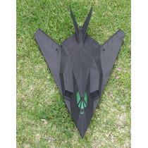 Aeromodelo - Planta Jato F-117 Night Hawk Em Depron