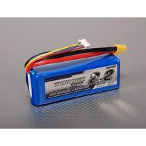 Bateria Lipo 2s 2200mah Turnigy 25/30c P Traxxas E-revo Hpi