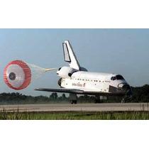 Planta Do Space Shuttle (ônibus Espacial) Gigante Giant