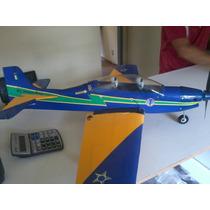 Tucano T27 V3 Pronto Para Voar P3 Inteiriço Cowl E Canopy