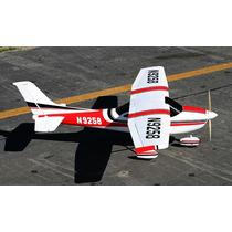 Cessna 182 Skylane Rtf 4ch-5ch 2.4ghz - Frete Gratis