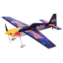 Maxximus Hobby - Aeromodelo Edge 540 Red Bull Escala Alemão