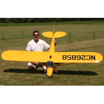 Planta Do Piper J-3 Cub Gigante Giant