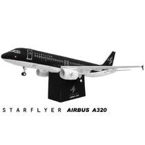 Papel Modelismo 3d - Airbus A320 Em 3 Dimensões