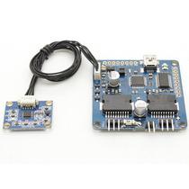 Estabilizador De Cameras E Gimbal 2 Eixos Com Sensores Imu.