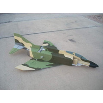 F4-phanton Kit De Aeromodelo Elétrico Em Depron