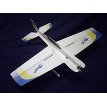 Shock Flyer Mini 3dx, Aeromodelo 3d, Kit Para Montar.