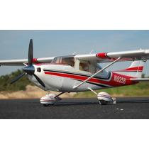 Avião Cessna 182 500 Class Art Tech Rtf (completo)